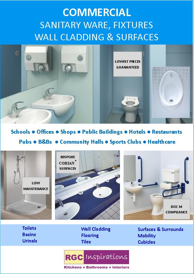 Bathroom Furniture Supplies And Fitting In Dartmouth Rgc