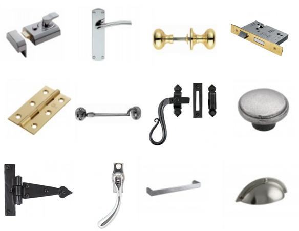 RGC Ironmongery Products and Supplies | RGC