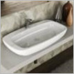 Eastbrook - Novara 900mm Wall Hung/Countertop WashBasin